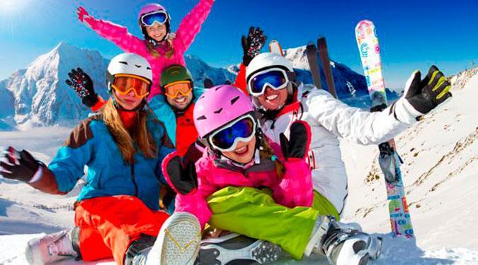 Незабываемые зимние каникулы в Альпах